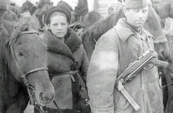 partisan detachments