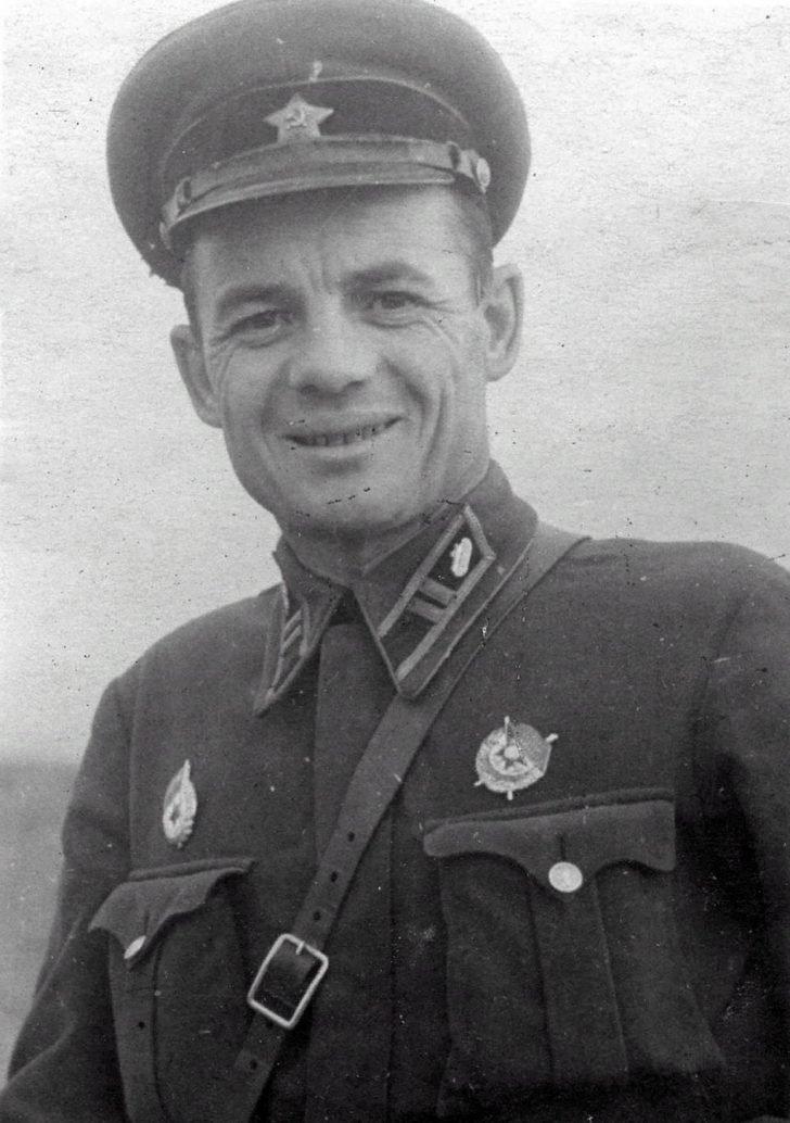 Major Pavel Volynkin