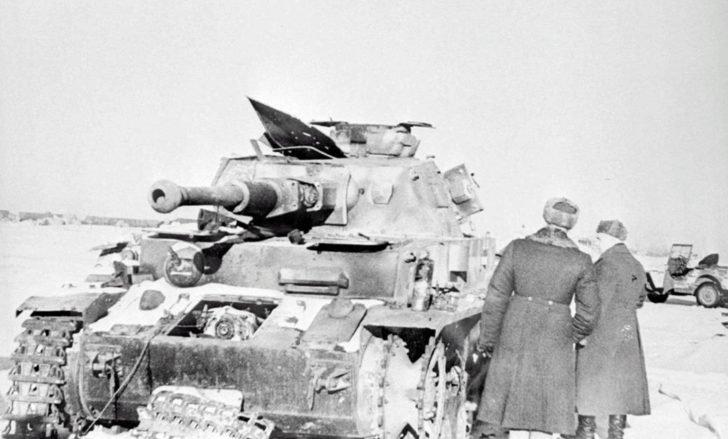 Nikita Khrushchev, Panzer IV