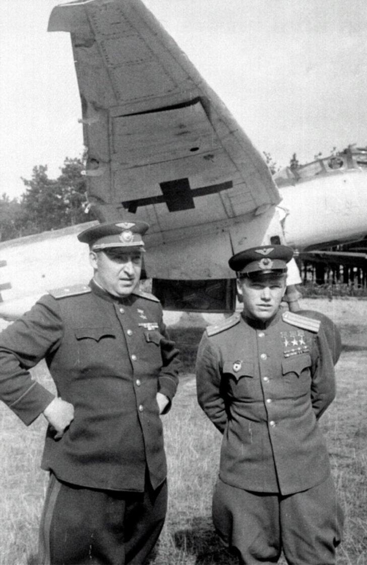 I. Eremenko, Ivan Kozhedub