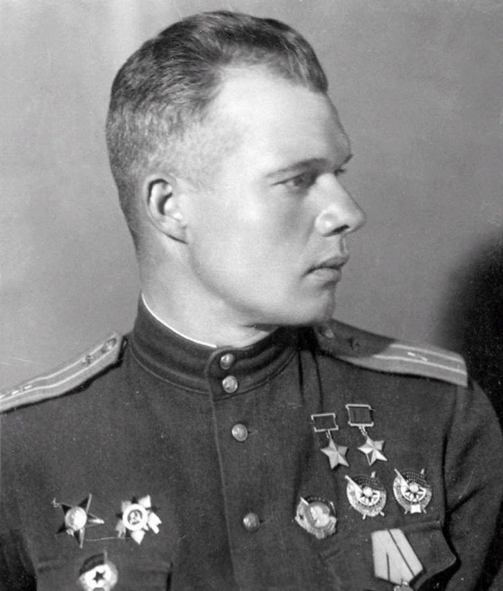 Major Victor Golubev