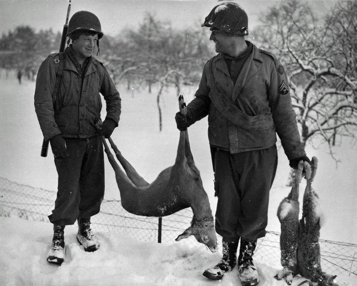 US servicemen