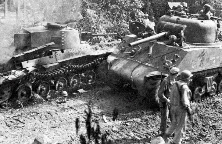M4A3 Sherman, Type 97