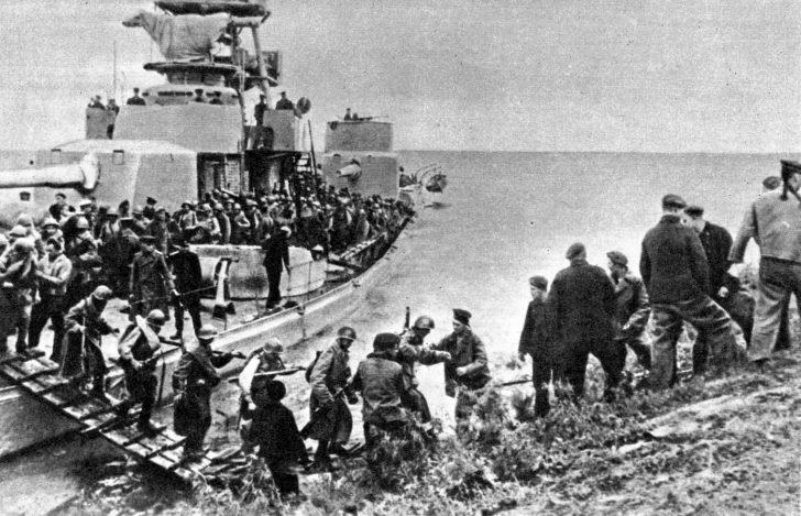 Ship of the Amur Flotilla