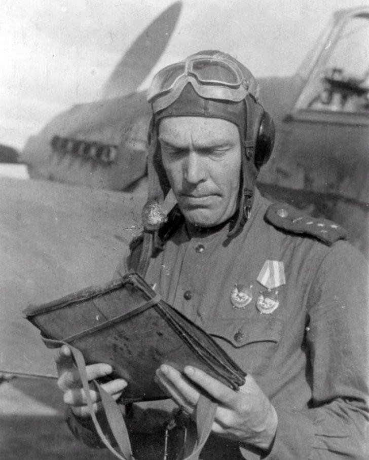 Captain A. Devyatiyarov