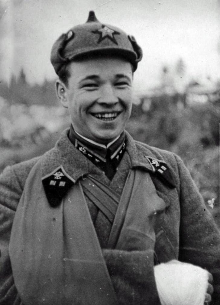 Lieutenant Alexander Vorobyov