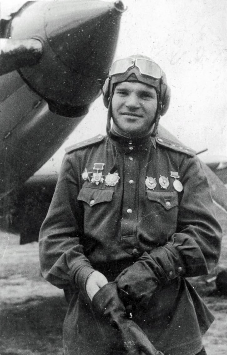 Captain K. Korovin
