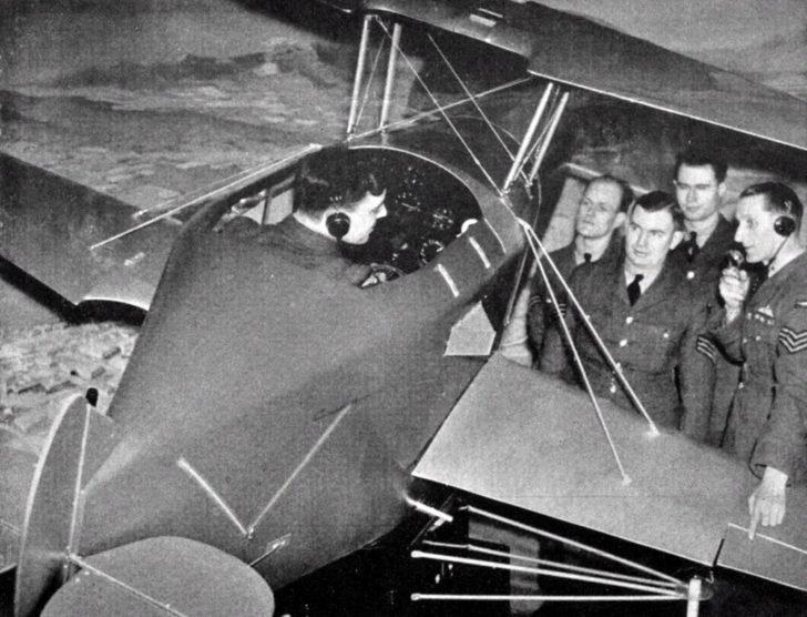 flight school cadet