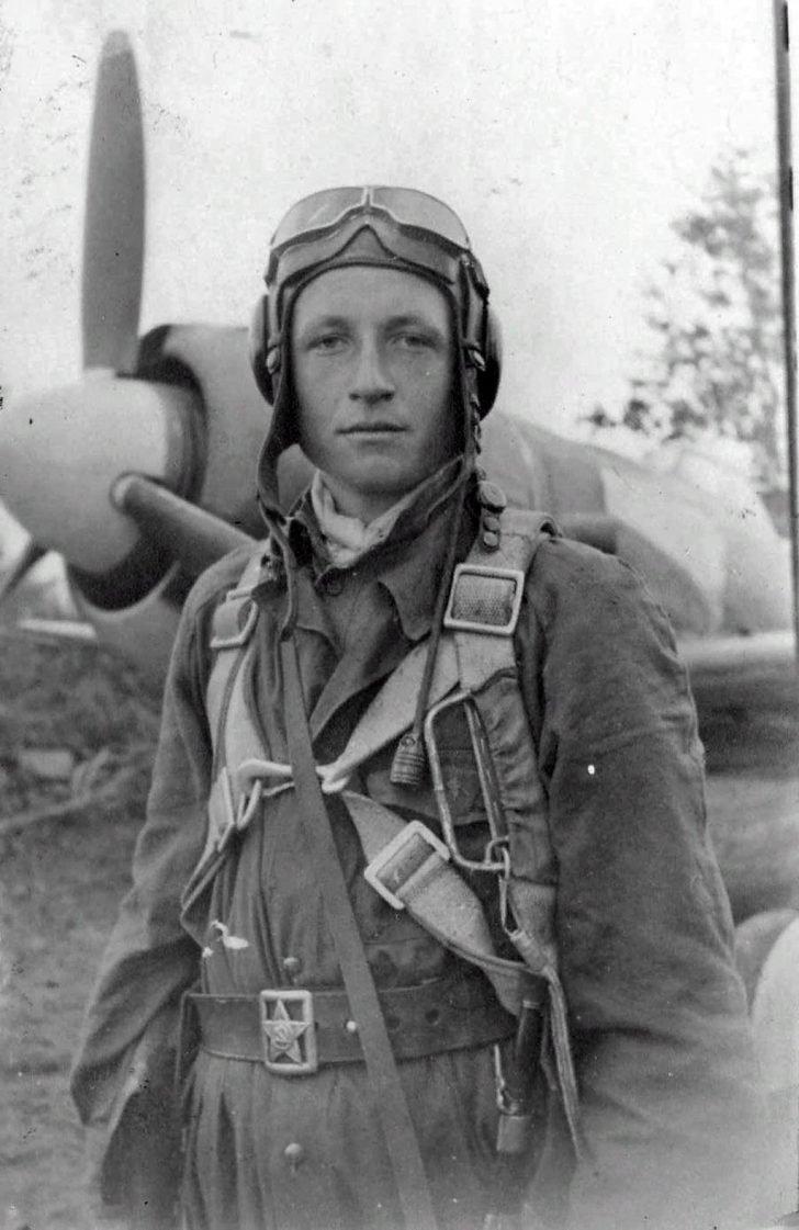 lieutenant V. Kochebokov