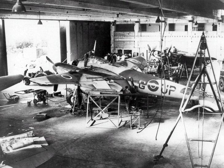 De Havilland Mosquito Mk XVI