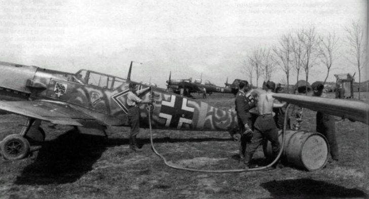 Messerschmitt Bf.109 E-4/B