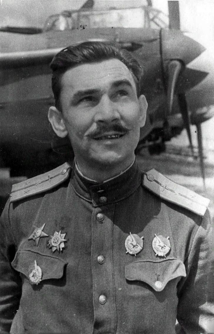 Senior Lieutenant Serafim Yatskovsky