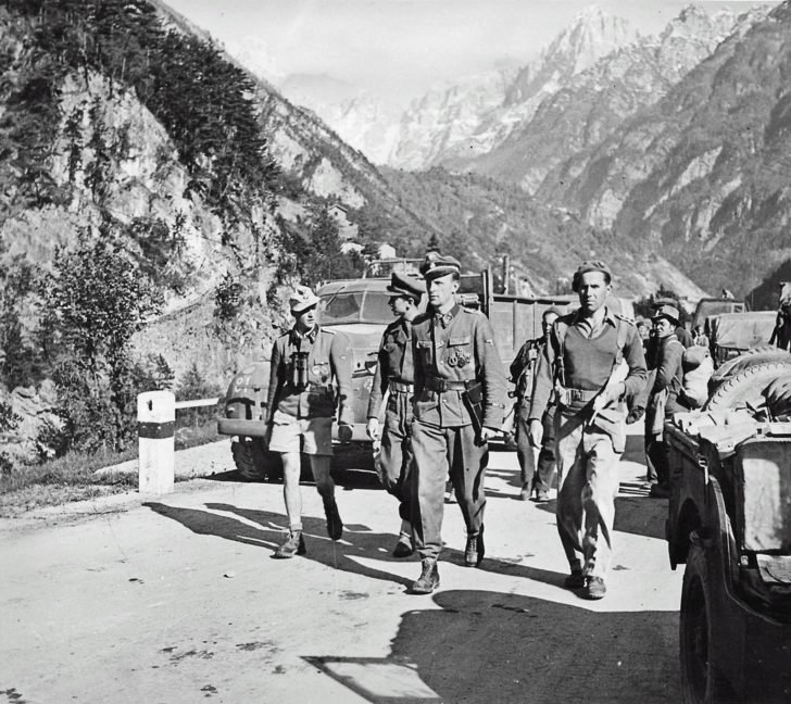 Officers of Leibstandarte SS Adolf Hitler