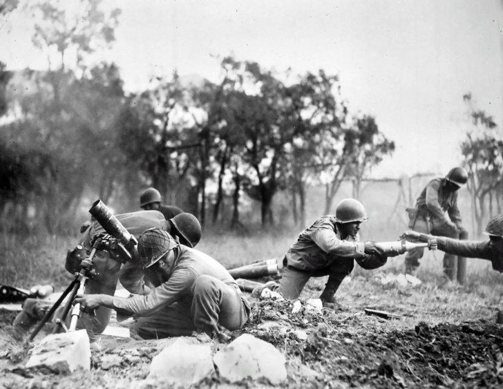 Mortar M1