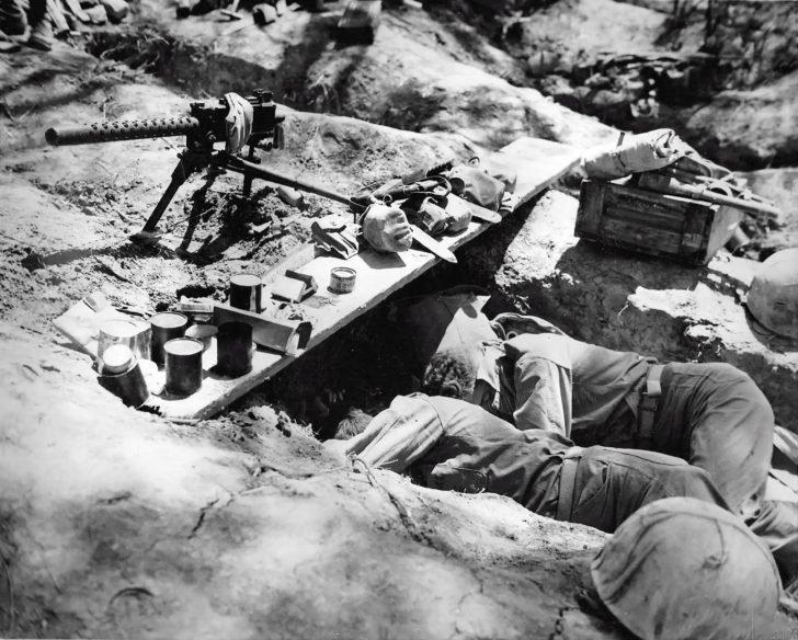 Heavy gunners