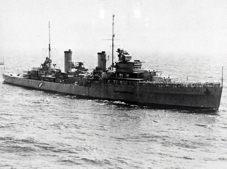 cruiser Sydney
