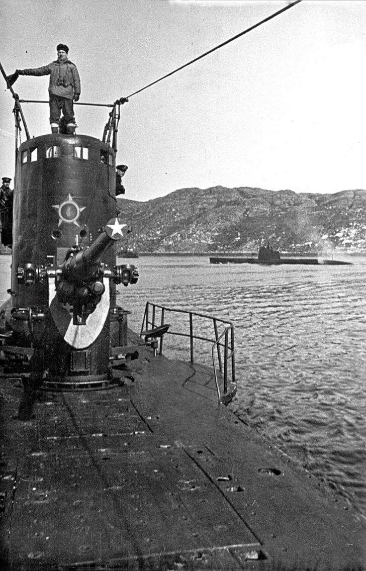 submarine S-56