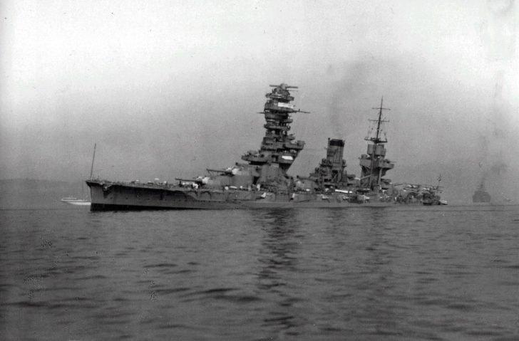 battleship Fuso