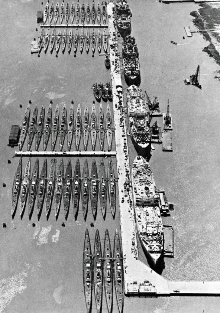 American submarines