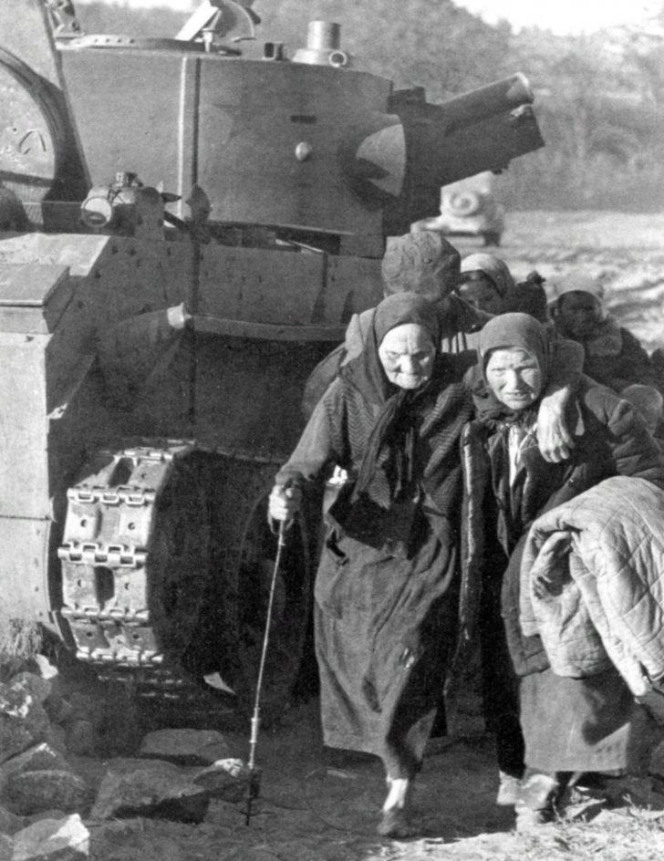 refugees, BT-7A