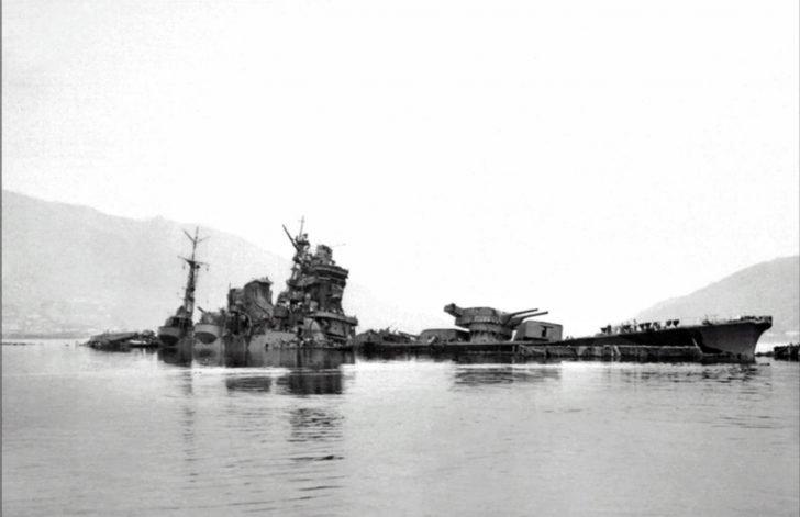 heavy cruiser Tone