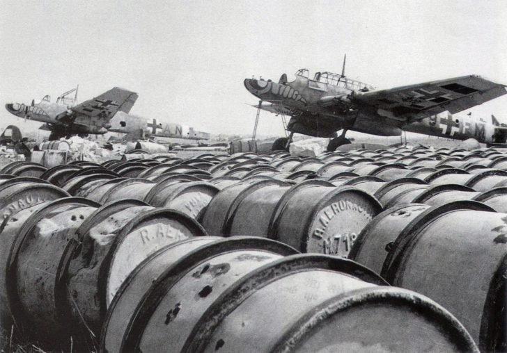 Bf.110 fighter
