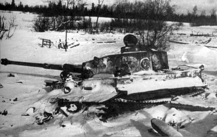 Pz.Kpfw. VI Ausf. H Tiger