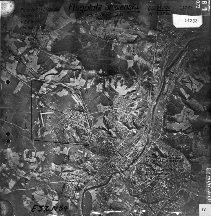 Smolensk-1 airfield