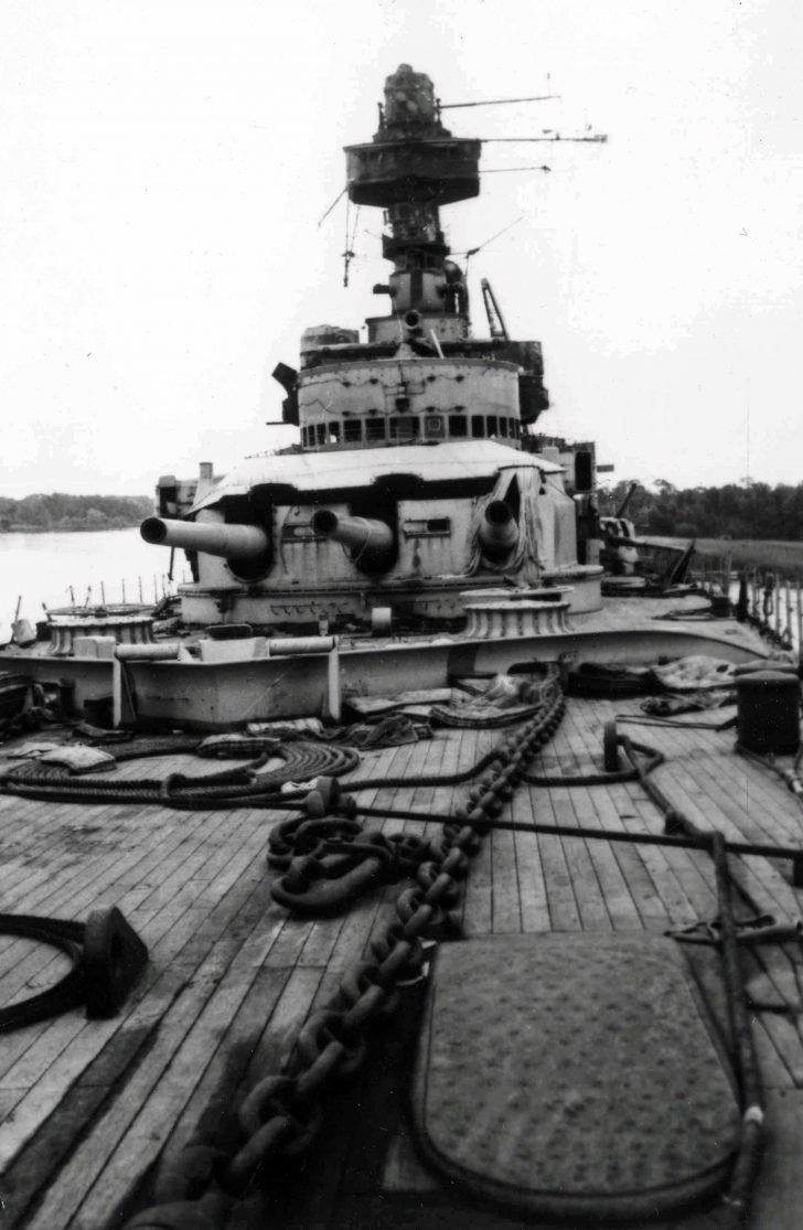 Heavy cruiser Lützow