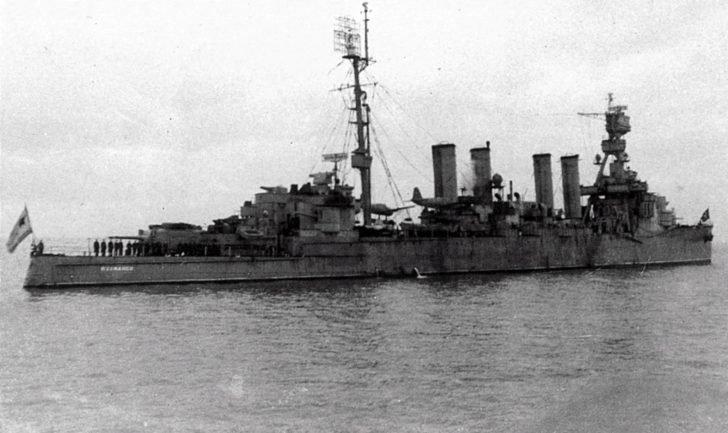 Murmansk cruiser