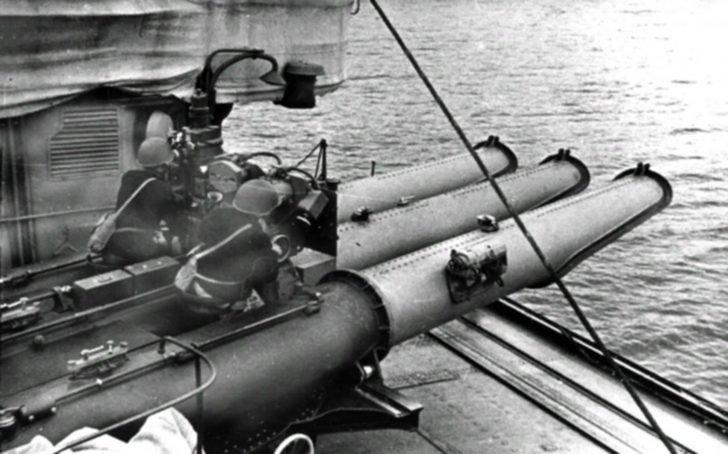 1-N torpedo tube