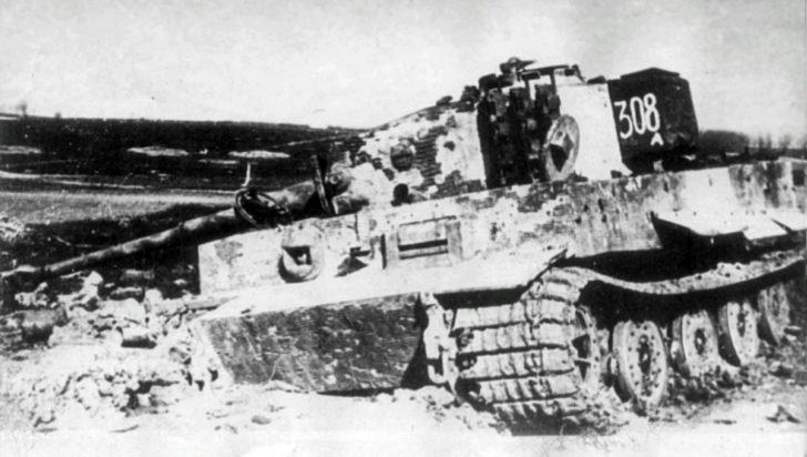 Panzer VI Ausf. E Tiger