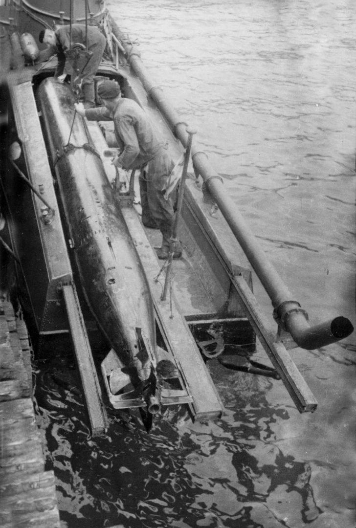 G-5 torpedo boat