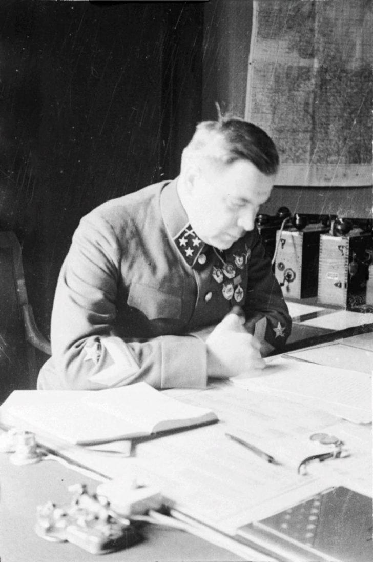 Lieutenant-General Leonid Govorov
