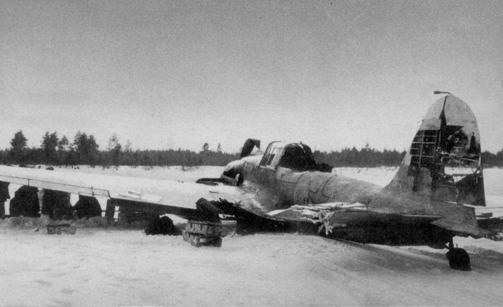 attack plane Il-2