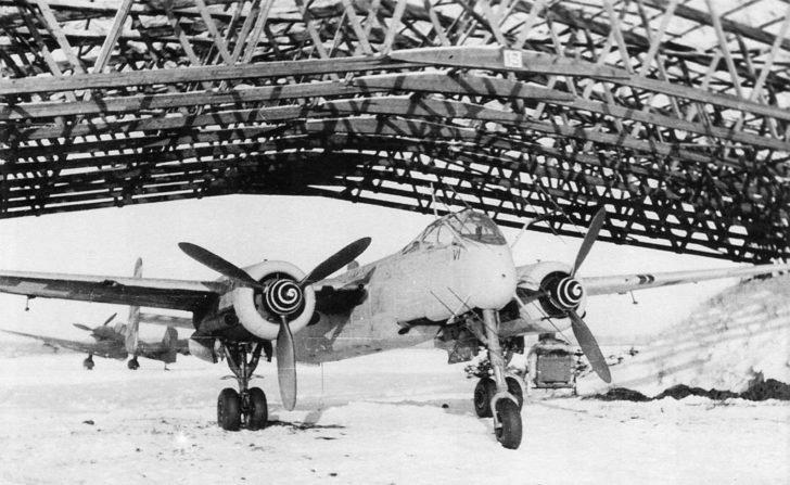 Heinkel He-219A-1
