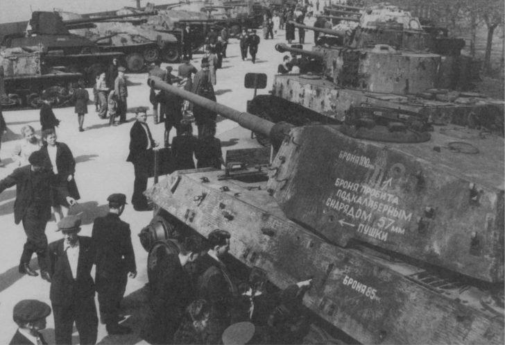 German armored vehicles