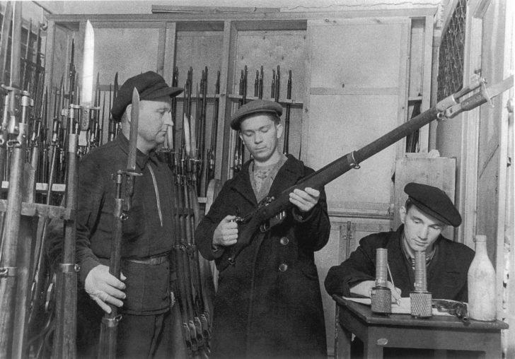 Leningrad militia