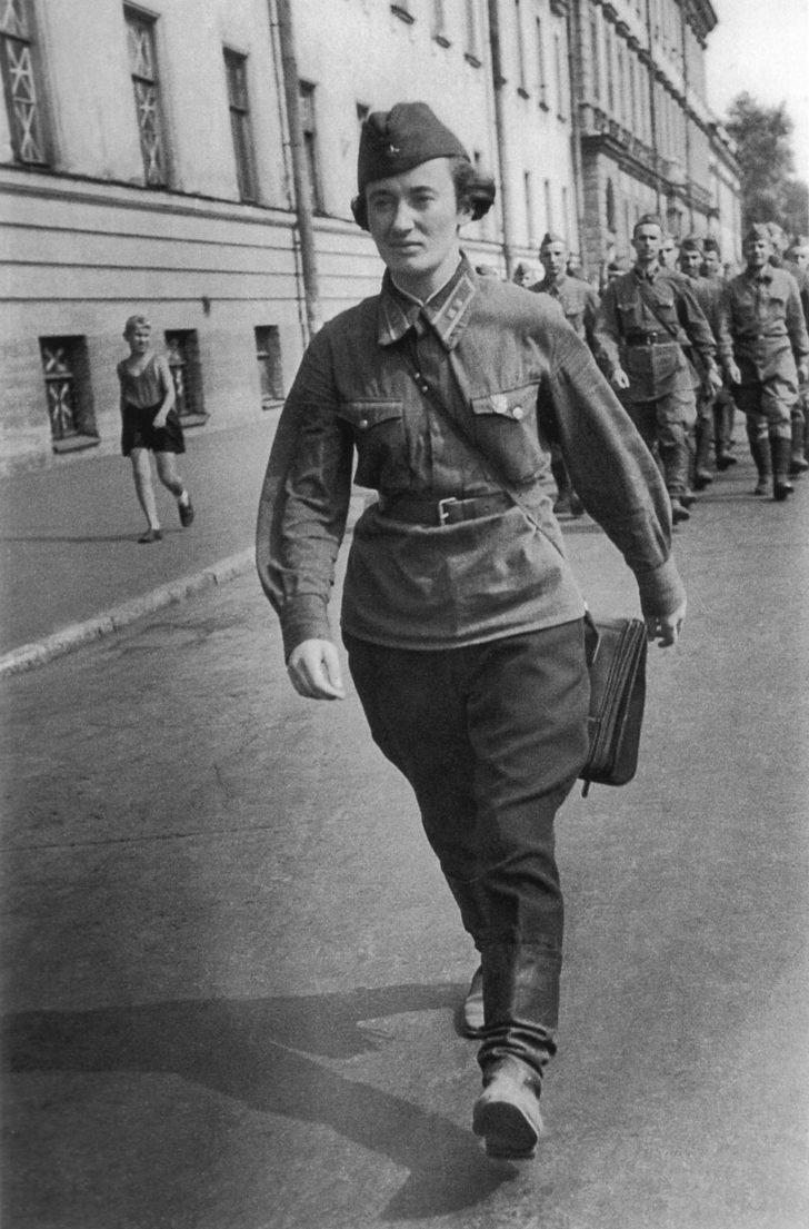 Lieutenant M. Lysenk