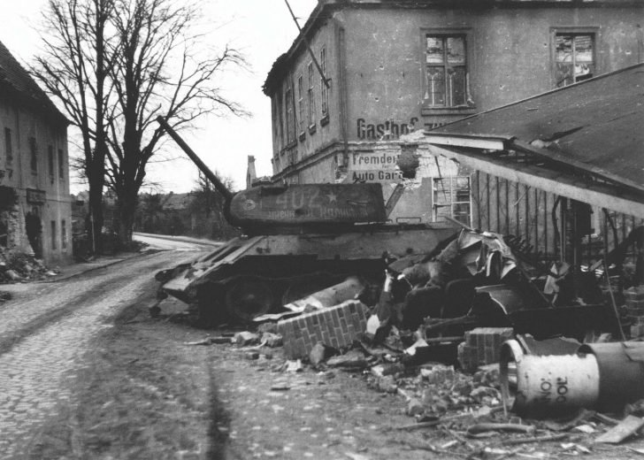 tank T-34/85