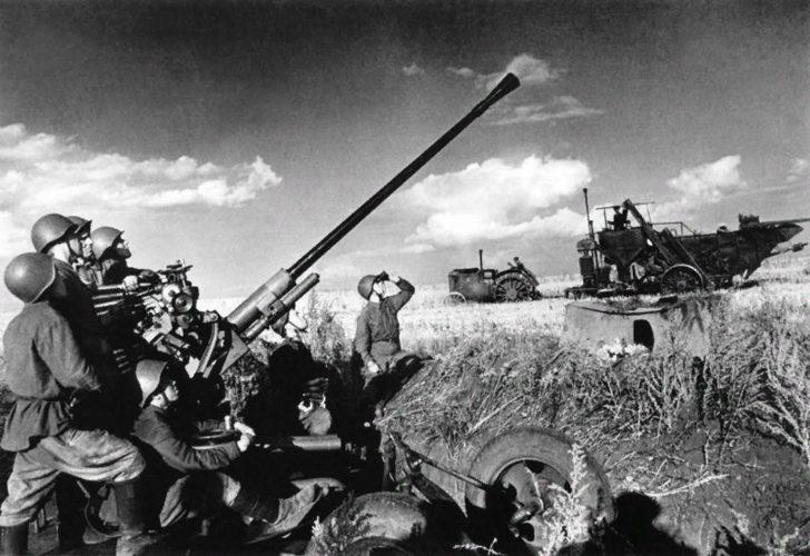 61-K antiaircraft gun