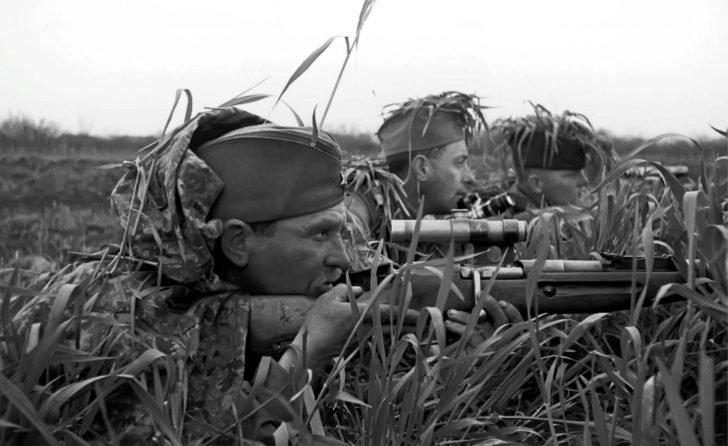 Sniper Ivan Merkulov