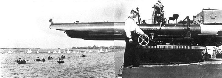 39-Yu torpedo tubes