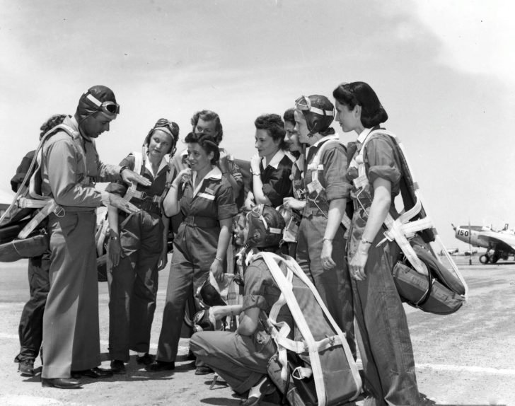 Women Airforce Service Pilots USA, WASP