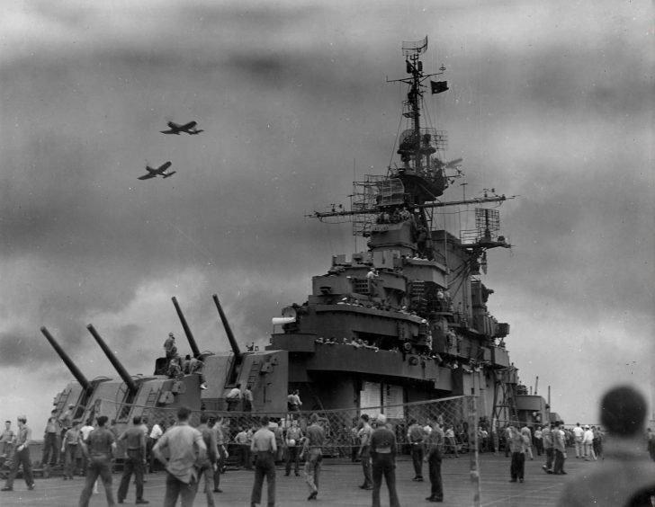 aircraft carrier Wasp