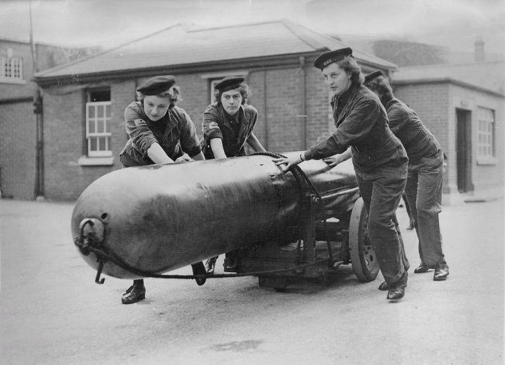 Royal Women Naval Service