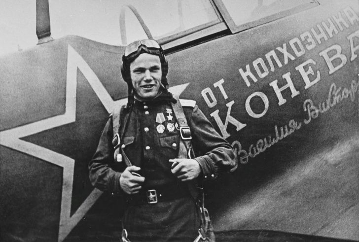 Ivan Kozhedub, La-5 FN