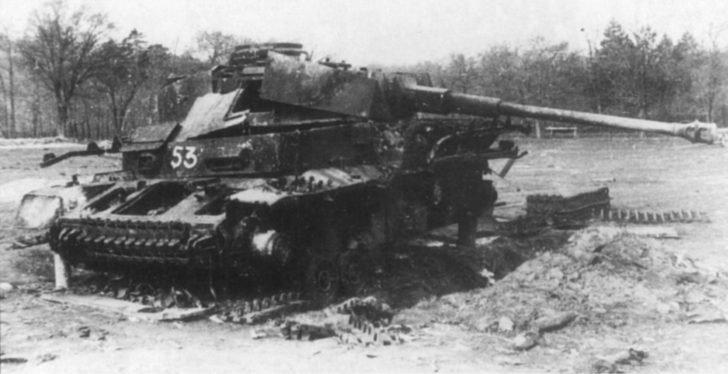 Pz.Kpfw. IV tank