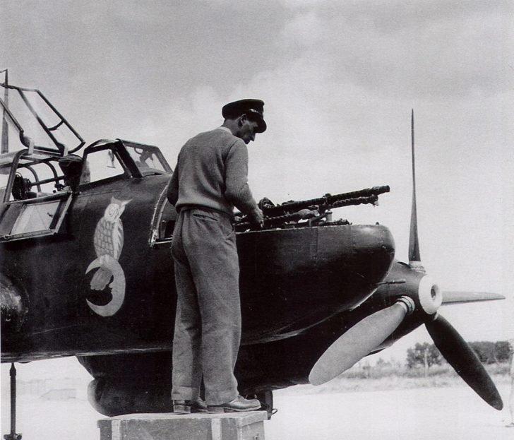 Messerschmitt Bf-110C