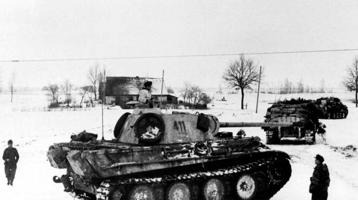 Panther medium tanks